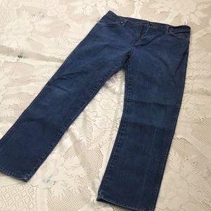 Wranglers 13MWZ size 37X34 💯% Cotton